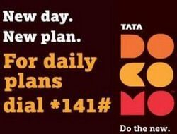 Daily Plans Introduced by India's Tata Docomo