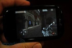 Video: Palm webOS running Unreal Engine 3