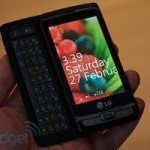 First LG Windows Phone 7 Codenamed LG Panther