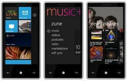 Tiles, Hubs, and More Revealed in Windows Phone 7 Emulator