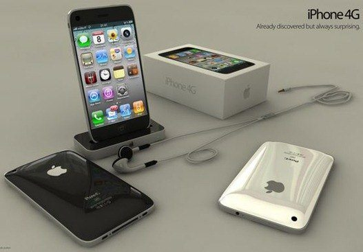 Gizmodo iPhone 4G bin it, concept should be final ...