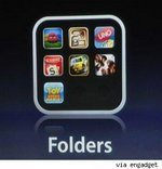 iPhone OS 4.0: New Folders Feature sorts out apps
