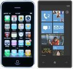 iPhone OS 4 Compared to Windows Phone 7