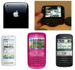 iPhone 4G vs. Microsoft Kin, Nokia C3, C6 and E5?