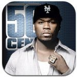 50 Cent Song Collection iPhone App: Rappers Entire Catalog