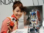 Bandai and Softbank Team for Gunpla Phone with Gundam Cradle
