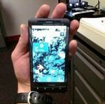 Motorola Droid Shadow Outed Like iPhone 4G?