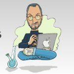 Fake Steve Jobs- iPhone and OS X Flash no More