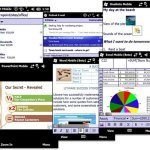 Office Mobile 2010 for Microsoft WinMo 6