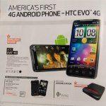 Sprint HTC EVO 4G Accessories- HDMI Dock Price & Details