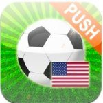 US Soccer League 2010 iPhone App with Push Notifications