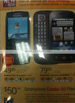 BlackBerry Pearl 9100, Motorola DEXT Bell Prices Revealed