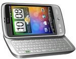 HTC Vision a Desire Android Twin with QWERTY