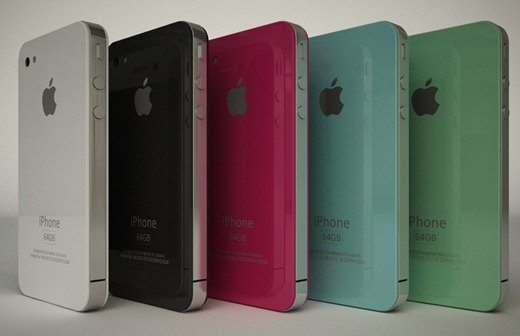 iPhone 4G _ HD in New Colours, what would you choose