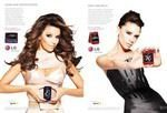 LG Lotus Elite and Rumor Touch Promoted by Beckham & Longoria Parker