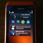 Nokia N8 Browser Demonstration Video