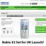 Nokia X2 Gearing Up for Launch in UK?