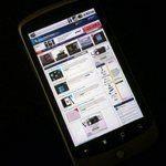 Android 2.2 vs. iPhone Safari vs. Opera Mobile 10 Speed Comparison Video