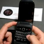 BlackBerry 9670 Clamshell Hardware and OS 6 Software Walkthrough Videos