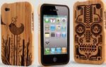 iPhone 4 Accessory: Bamboo Case
