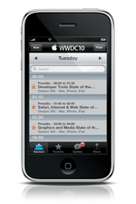 WWDC 2010 iPhone App Officially Introduced by Apple