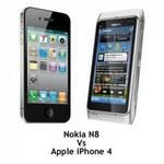 Nokia N8 Verses iPhone 4 Comparison Battle