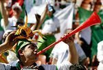 Vuvuzela: Should they ban from World Cup 2010 even iPhone app?