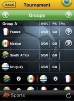 FIFA World Cup 2010 Mobile App Launched by Associated Press