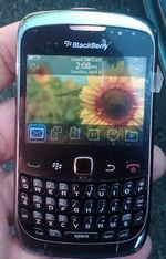 RIM BlackBerry Curve 9300 Gets Pictured