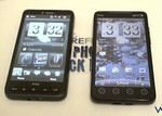 HTC EVO 4G Verses HD2 Face Off Video