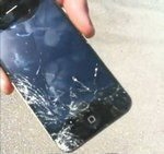 iPhone 4 Glass Not that Tough in Drop test Video
