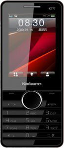 Karbonn Mobiles Launch K777 Phone in India