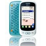LG Town GT350 QWERTY Messaging Phone Launched