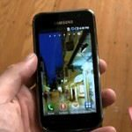 Samsung Galaxy S Unboxed and Handled on Video