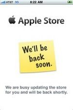 Apple Store App Faces Same Problems as Apple Online Store