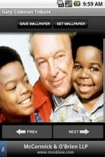Gary Coleman Tribute App Available from Android Market