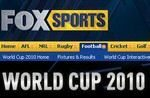 FIFA World Cup 2010 with Fox Sport Mobile