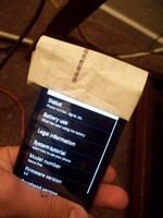 Android 3.0 Gingerbread Builds Being Tested in Wild