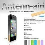 "iPhone 4 ""Antenn-aid"" Solution is a Hit"