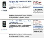 Telus iPhone 3GS 16GB for $24.99 from Best Buy