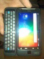 HTC Vision Captured in Wild
