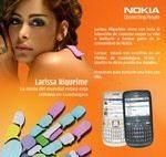 Nokia C3 Has Great Larissa Riquelme Carrying Case: Video