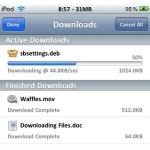 Safari Download Manager Now iOS 4 Compatible: Review
