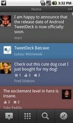 TweetDeck for Android Now Available as Public Beta