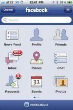 iOS Facebook Users 44 Million Not 104 Million