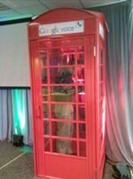 Google Voice Booths Bring a Touch of Old England