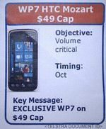 WP7 Will be highly successful and Hurt Nokia says HTC