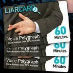 LiarCard, Mobile Phone Lie Detection Software?
