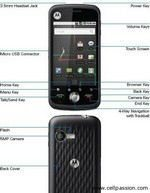 Android Motorola Quench XT5 Pictured and Detailed