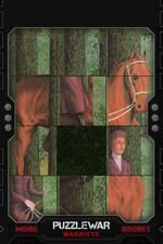 PuzzleWar Magritte Slide Puzzle App for iPhone